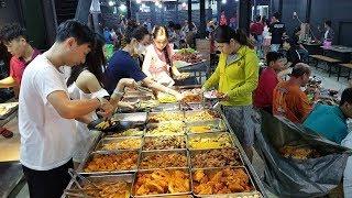 Đi ăn buffet 119 ngàn cực chất nhưng nhiều người bỏ phí thức ăn quá