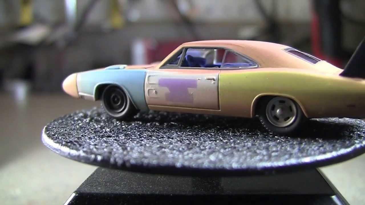 Greenlight Joe Dirt 1969 Dodge Charger Daytona Youtube