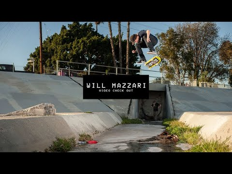 Video Check Out: Will Mazzari
