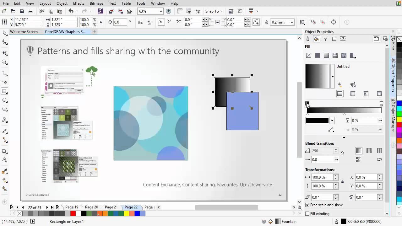 CorelDRAW® Graphics Suite X7 -- New vector and bitmap ...