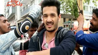 Download Akhil Spain Action Making - Akhil The Power Of Jua - Akhil Akkineni, Sayesha Saigal 3Gp Mp4
