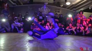 Ill Abilities Vs Floor Lords | 2 VS 2  | Born 2 Get Down 2017