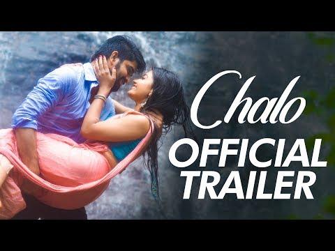 Chalo Trailer | Naga Shaurya, Rashmika Mandanna | Ira Creations | Theatrical Trailer thumbnail
