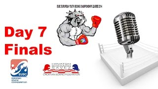 EUBC European Youth Boxing Championships - Zagreb 2014 - Day 7 - Finals
