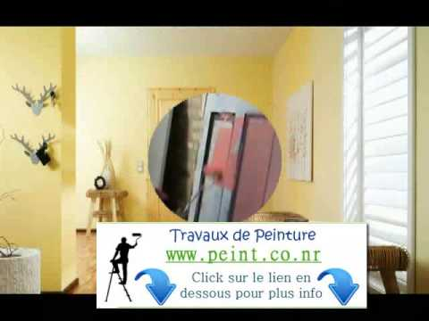 Peintre en batiment li ge casablanca youtube for Peintre en batiment