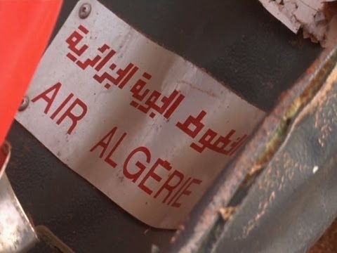 Raw: Air Algerie Flight 5017 Wreckage