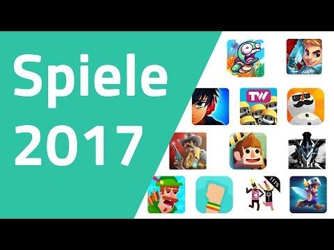 Die besten Spiele Apps  für Android & iPhone