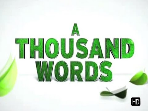 A Thousand Words - Trailer
