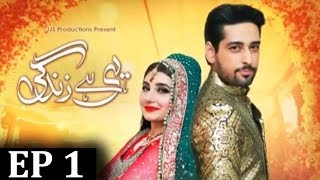 Yehi Hai Zindagi Season 4 - Episode 1| Express Entertainment