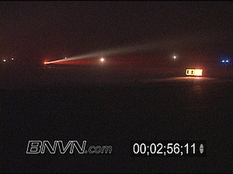 1/3/2006 Dense Fog Video in Southern Minnesota
