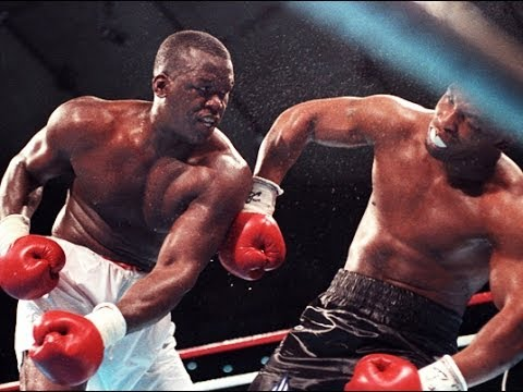 James Buster Douglas vs Iron Mike Tyson (Highlights)