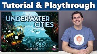 Underwater Cities Tutorial & Playthrough - JonGetsGames