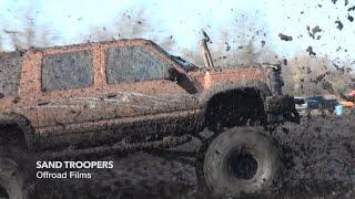 Chevrolet Suburban MUD BOG Truck