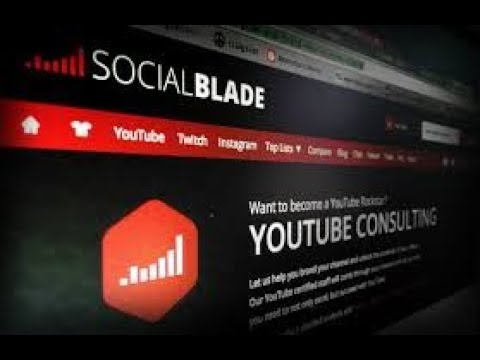 social blade improve your channels growth