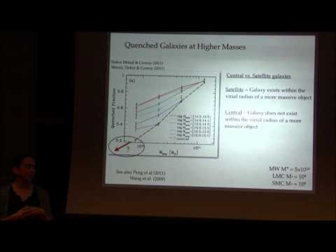 The Baryon Content of Isolated Dwarf Galaxies - Marla Geha