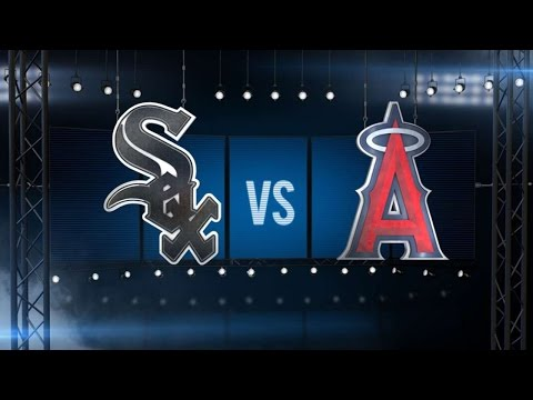 7/17/16: Pujols powered Angels past White Sox