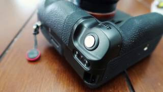 Unboxing the NEEWER NW-A7II Battery Grip for SONY A7II A7RII A7SII
