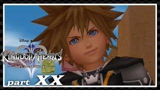 Kingdom Hearts II Final Mix (Blind) - Part 20 - Jafar's Lamp