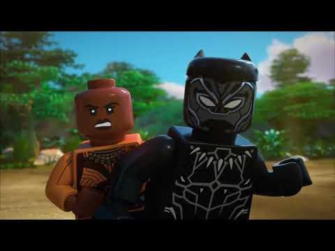 LEGO Marvel Super Heroes: Черная пантера - Беда в Ваканде | TEASER!