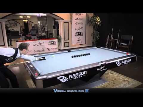 Los trucos de pool más increíbles