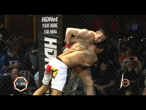 Matrix Fights 5:  Sam Oropeza VS Aung La N Sang