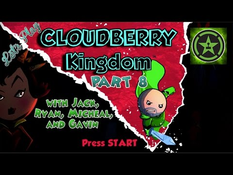 Let's Play - Cloudberry Kingdom Part 8