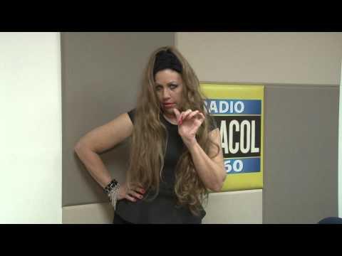 Maria Antonieta Recuerdo de la Leona en concierto