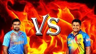 Ravichandran Ashwin vs Rangana Herath. Who is the Best Spin Bowler?