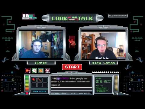Look We Need To Talk (w/ Alex Coman) Episodul 2 - Indie, Ste