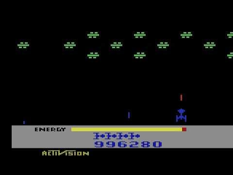 Finalizando o Megamania (Atari)