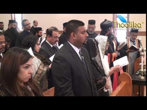 Funeral Service of Joseph Geevarghese (58) on May 3rd 2014