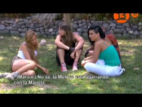 Pelea Kathy Contreras y Mariela Montero - Mundos Opuestos 2