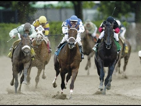 2004 Belmont Stakes - Birdstone : Full Broadcast