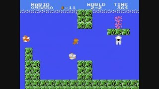 Super Mario Bros. #2 | World 2 | ©1985 Nintendo Entertainment System