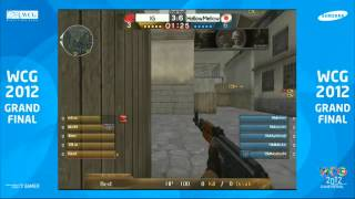 WCG 2012 CF / Group B | Japan vs China @ Black Widow [Rus reStream]