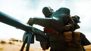 BATTLEFIELD 1 TANK RAMBO! Road to Battlefield 5 Gameplay