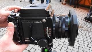 Mamiya RB67 medium format camera in Braunschweig