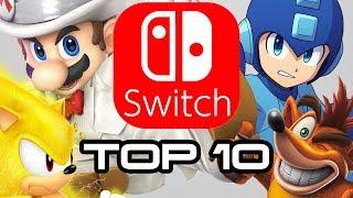 Top 10 Nintendo Switch Games! (Platformers)