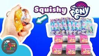 Squishy My Little Pony, dòng đồ chơi Stack'Em dẻo dai xả stress - ToyStation 99