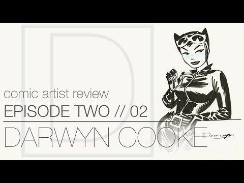 Comic Artist Review Series, Episode 2: Darwyn Cooke
