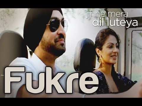 Fukre Song - Jihne Mera Dil Luteya - Yo Yo Honey Singh -  Diljit Dosanjh & Neeru Bajwa video