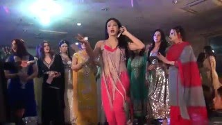 Kashish Wild Cat - PAKISTANI PRIVATE  MUJRA DANCE PARTY 2016