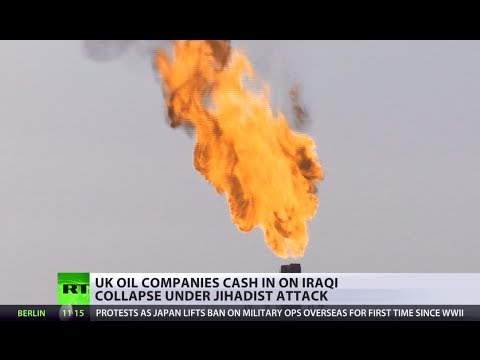 UK Oil: Cashing in on Iraq collapse