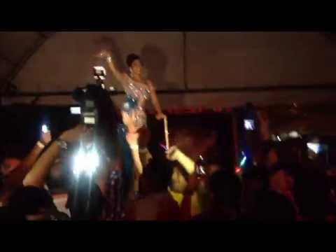 Baile 3 de Noviembre 2013 Calle Abajo Daris Nicole 1era Parte 1