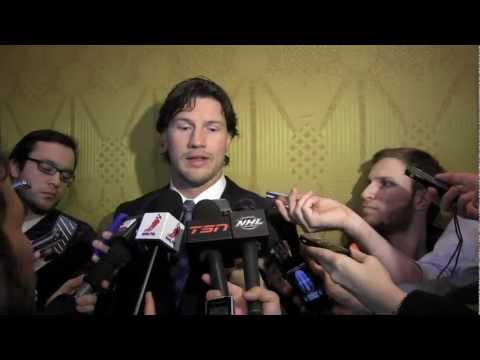 Shane Doan responds to NHL, NHLPA deal: video