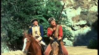 Daniel Boone   3x02 The Allegiances Dual