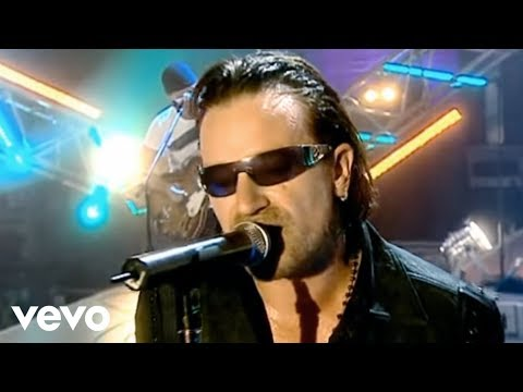 U2 – Sometimes You Can't Make It On Your Own (Live)