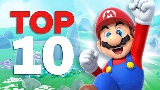 Top 10 Best Mario Games