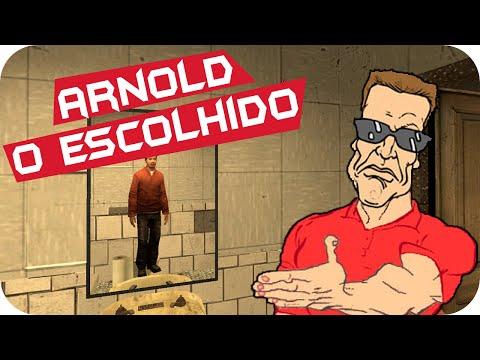 Garry's Mod: Hide And Seek - Arnold o Escolhido