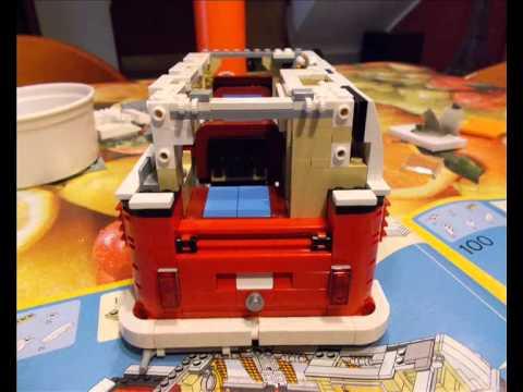 Wolkswagen T1 Lego 1334 Piezas